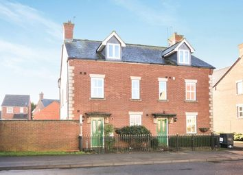 Thumbnail 4 bed semi-detached house to rent in Harvard Close, Moreton-In-Marsh