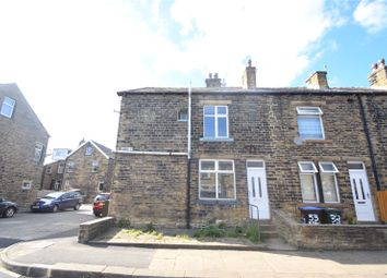 Thumbnail 2 bed end terrace house to rent in Florist Street, Stockbridge, Keighley, West Yorkshire