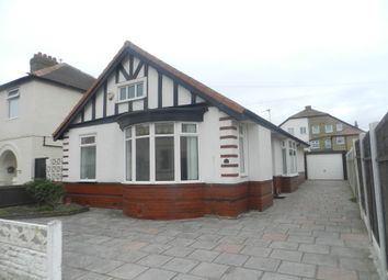 Thumbnail 3 bed detached bungalow to rent in Coronation Road, Thornton-Cleveleys