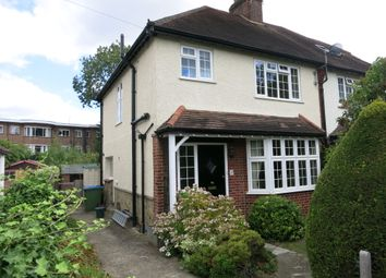 Thumbnail 3 bed semi-detached house to rent in Cedar Road, East Molesey