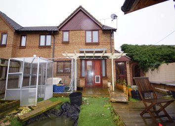 Thumbnail 1 bedroom end terrace house for sale in Caversham Avenue, Shoeburyness