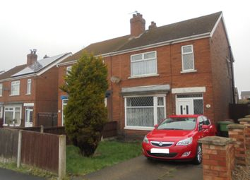 Thumbnail 3 bed semi-detached house to rent in Reginald Road, Scunthorpe