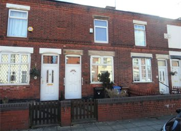Thumbnail 2 bedroom terraced house for sale in Caistor Street, Portwood, Stockport, Cheshire