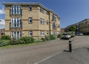 Thumbnail 2 bed flat for sale in Brightwire Crescent, Eastleigh