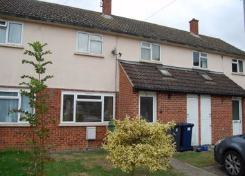 Thumbnail 2 bed terraced house to rent in Wyton On The Hill, Huntingdon, Cambridgeshire