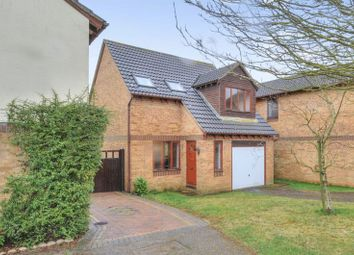 Thumbnail 3 bedroom detached house for sale in Lime Crescent, Bicester