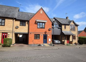 Thumbnail 3 bed terraced house for sale in Kingsmead, Picton Street, Milton Keynes