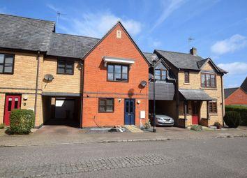 Thumbnail 3 bedroom terraced house for sale in Kingsmead, Picton Street, Milton Keynes