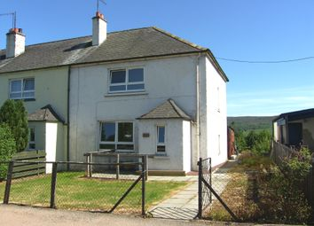 Thumbnail 3 bed semi-detached house for sale in Cluny Terrace, Kingussie