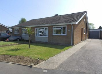 Thumbnail 2 bed semi-detached bungalow for sale in Coopers Close, Witnesham, Ipswich