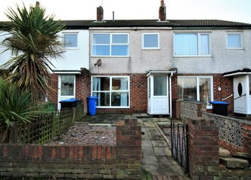 Thumbnail 3 bed terraced house for sale in Rossendale Avenue North, Thornton-Cleveleys