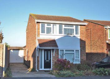 Thumbnail 3 bed detached house to rent in Winstanley Road, Saffron Walden