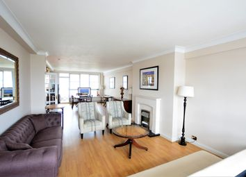 Thumbnail 3 bed flat to rent in Marine Drive, Brighton