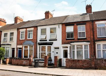 Thumbnail 2 bed terraced house to rent in Milligan Road, Leicester