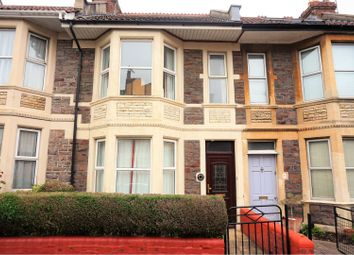 Thumbnail 3 bed terraced house for sale in Oldfield Road, Hotwells