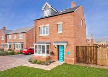 Thumbnail 4 bedroom detached house for sale in Leicester Road, Melton Mowbray
