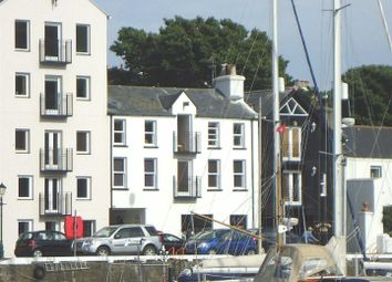 Thumbnail 2 bed flat for sale in East Quay, Peel, Isle Of Man