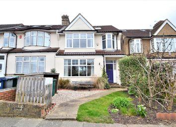 Ridgeway Avenue, East Barnet EN4. 4 bed end terrace house for sale
