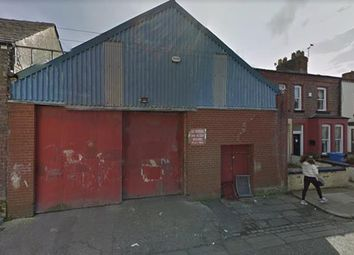 Thumbnail Light industrial for sale in 64 Chestnut Grove, Liverpool, Merseyside
