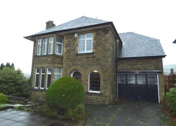 Thumbnail 4 bed detached house for sale in Bury Road, Rawtenstall, Rossendale