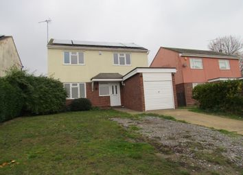 Thumbnail 4 bed detached house for sale in Gravel Hill Way, Dovercourt, Harwich