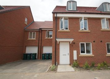 Thumbnail 4 bed semi-detached house to rent in New Stoke Village, Coventry