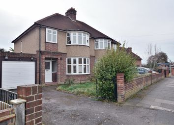 Thumbnail 3 bed semi-detached house to rent in Orchard Drive, Cowley, Uxbridge