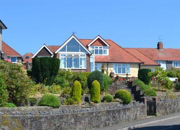 Thumbnail 3 bed detached bungalow for sale in Lon Cedwyn, Sketty, Swansea
