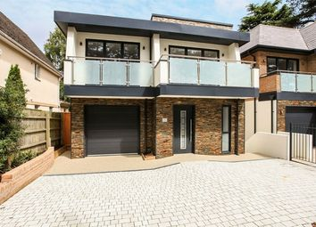 Thumbnail 4 bed detached house for sale in 40A Clifton Road, Canford Cliffs, Poole