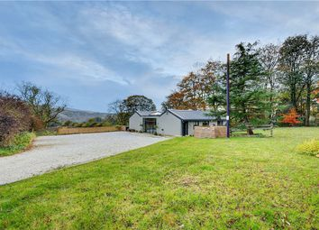 Thumbnail 4 bed detached bungalow for sale in Kirk Lane, Eastby, Skipton