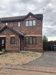 Thumbnail 3 bed town house for sale in Mulberry Close, Parkgate, Rotherham