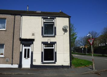 Thumbnail 2 bed end terrace house for sale in Skinner Street, Waun Wen, Swansea