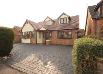 Thumbnail 4 bed detached house for sale in First Avenue, Hook End, Brentwood