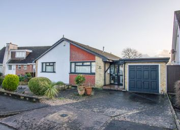 3 bed detached bungalow for sale in Robinswood Close, Penarth CF64