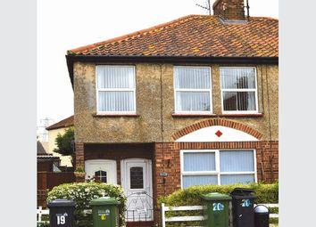 Thumbnail 1 bedroom flat for sale in Harecroft Gardens, King's Lynn