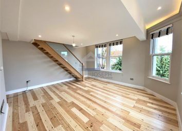 Thumbnail 1 bed flat to rent in Moyser Road, Furzedown