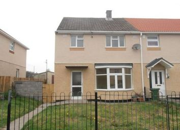 Thumbnail 3 bed semi-detached house for sale in 13 Heol Silyn, Aberdare, Mid Glamorgan