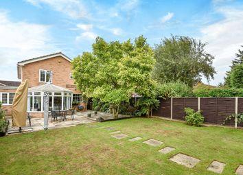 Thumbnail 4 bed detached house for sale in Glynbridge Gardens, Cheltenham