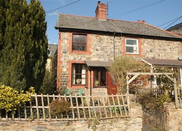 Thumbnail 1 bed cottage for sale in Llangynog, Oswestry