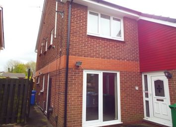Thumbnail 2 bed property to rent in Killingworth Lane, Birchwood, Warrington