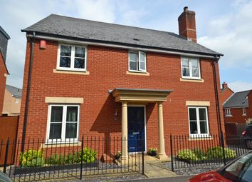 Thumbnail 4 bed detached house for sale in Bathern Road, Exeter