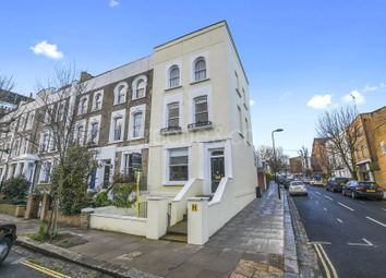 Thumbnail 4 bedroom end terrace house for sale in Queens Crescent, Chalk Farm, London