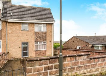 Thumbnail 3 bed end terrace house for sale in Hunter Road, Belper