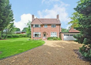 Thumbnail 4 bed detached house for sale in Spinneys, 6 Church Street, Eccleshall, Staffordshire