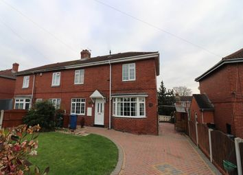 Thumbnail 3 bed property for sale in Manor Road, Thurnscoe, Rotherham
