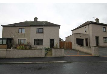 Thumbnail 3 bed semi-detached house for sale in Hall Crescent, Macduff