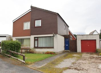 Thumbnail 2 bed semi-detached house for sale in Forbeshill, Forres