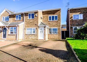 3 bed semi-detached house for sale in Kentmere Close, Kempston, Bedford MK42