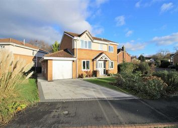 Thumbnail 4 bedroom detached house for sale in Whitebeam Close, Penwortham, Preston