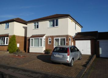 Thumbnail 3 bed detached house for sale in Dove Green, Bicester